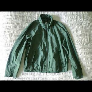J. Crew Raincoat - Green - Extra Large